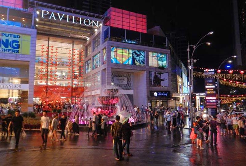 Einkaufszentrum, Kuala Lumpur