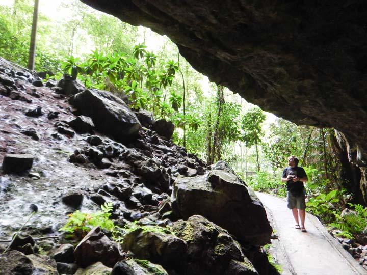 Höhleneingang Mulu