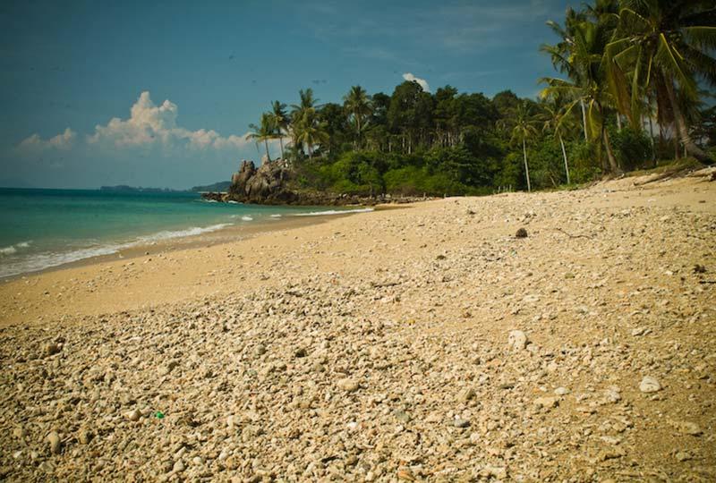 Beach, Ko Lanta, Thailand