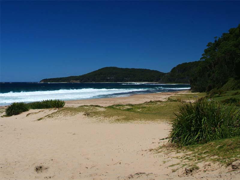 Beach in Australien