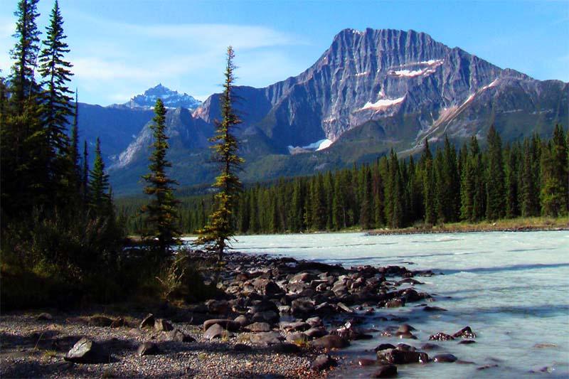 Bow River, Alberta, Kanada