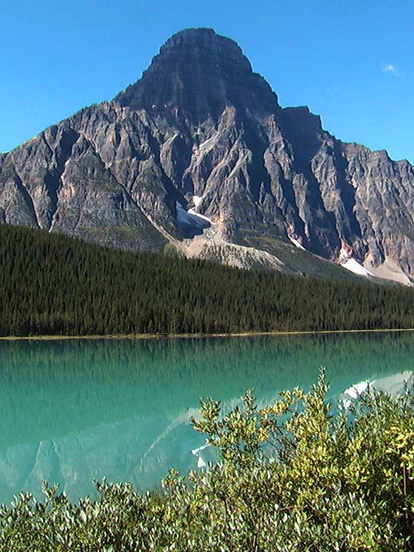Bow River, Banff Nationalpark, Alberta, Kanada
