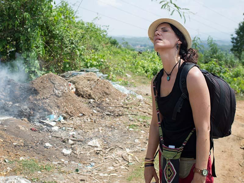 Anne hat solchen Durst, Myanmar