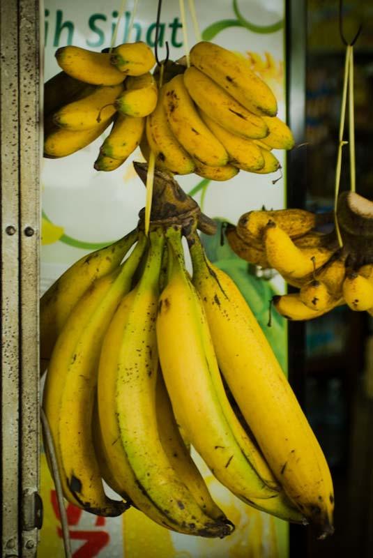 Gigantische Bananen, Malaysia