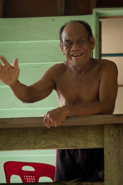 Joseph, Mulu, Borneo Malaysia
