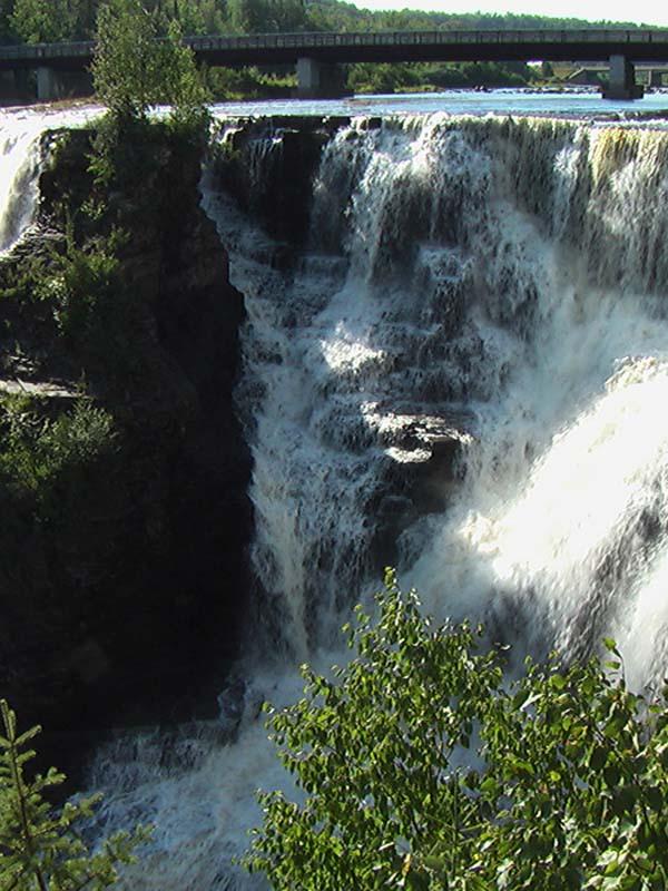 Kakabeka Falls, Ontario, Kanada