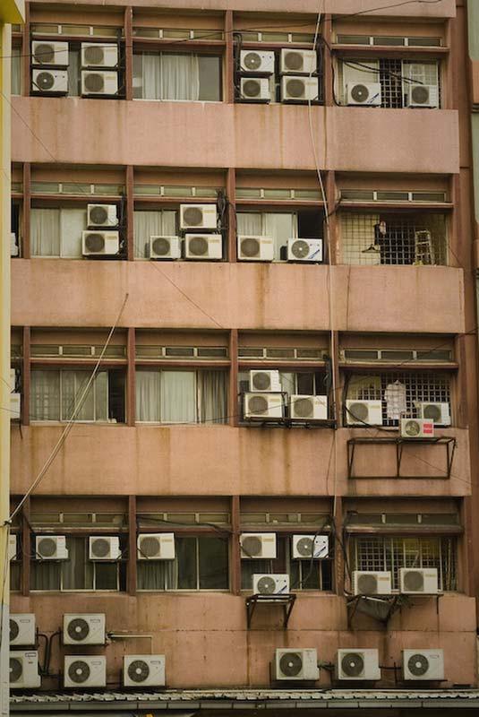 Klimaanlagen, Malaysia