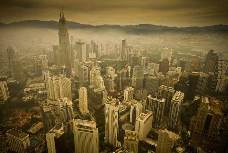 Kuala Lumpur's City, KL, Malaysia