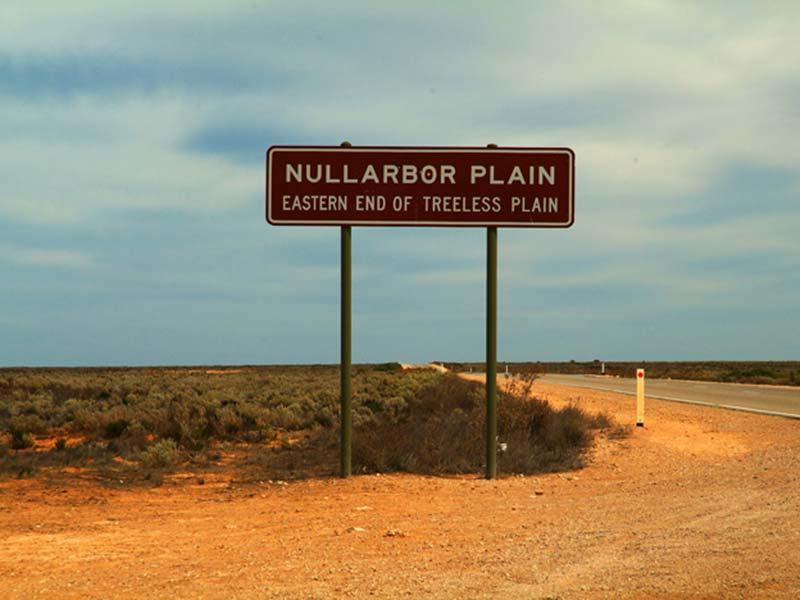 Nullarborwüste