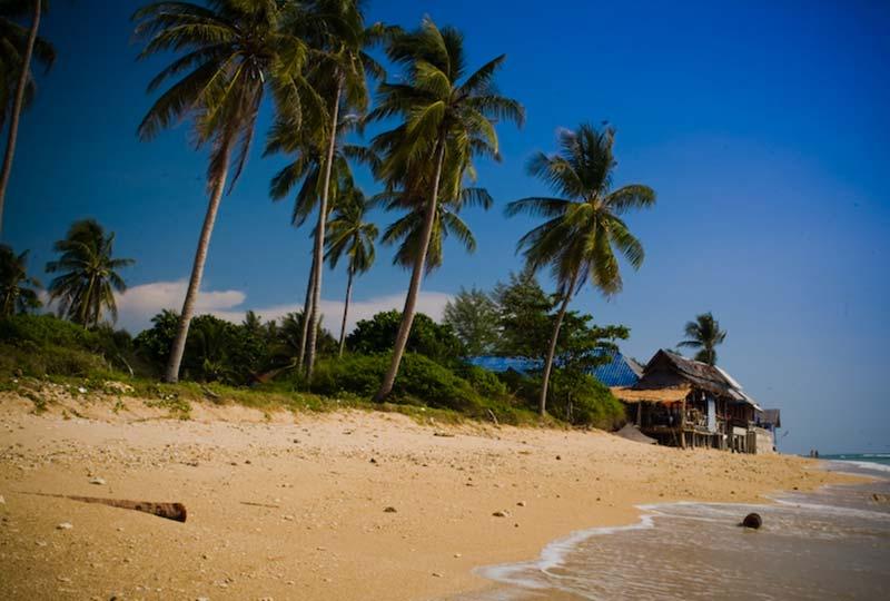 Palm Beach, Ko Lanta, Thailand