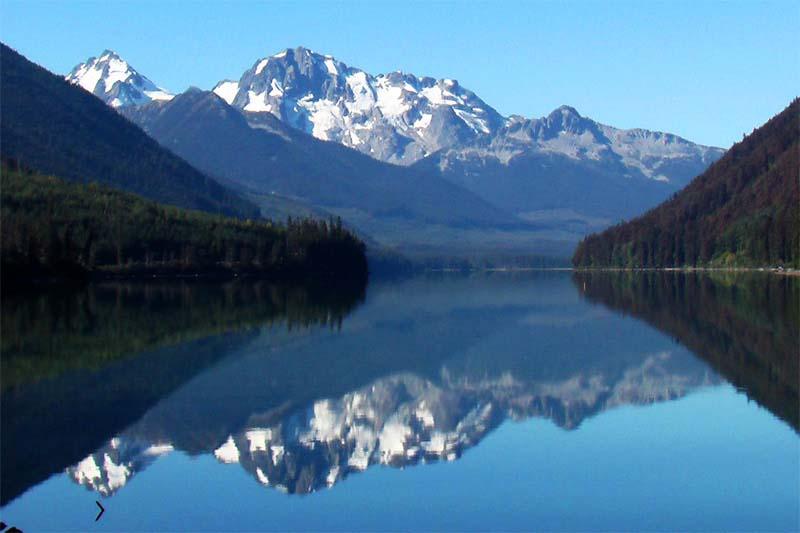 See in British Columbia, Kanada