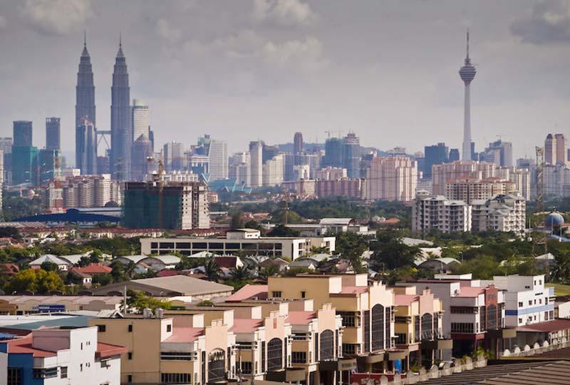 Skyline Kuala Lumpur's, Malaysia