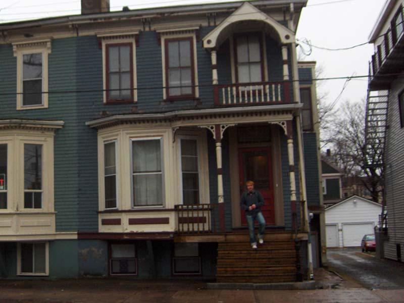 Unser Haus, das Zimmer ist oben