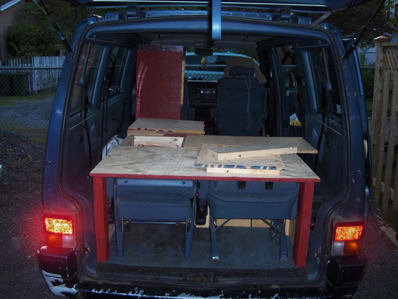 Zwei Sitze passen noch rein, wie geplant, Halifax, Nova Scotia, Kanada