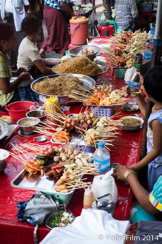 BBQ, Yangon, Myanmar