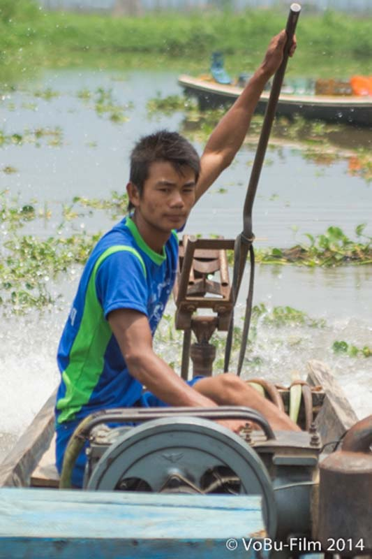 Captain Inle Lake, Myanmar