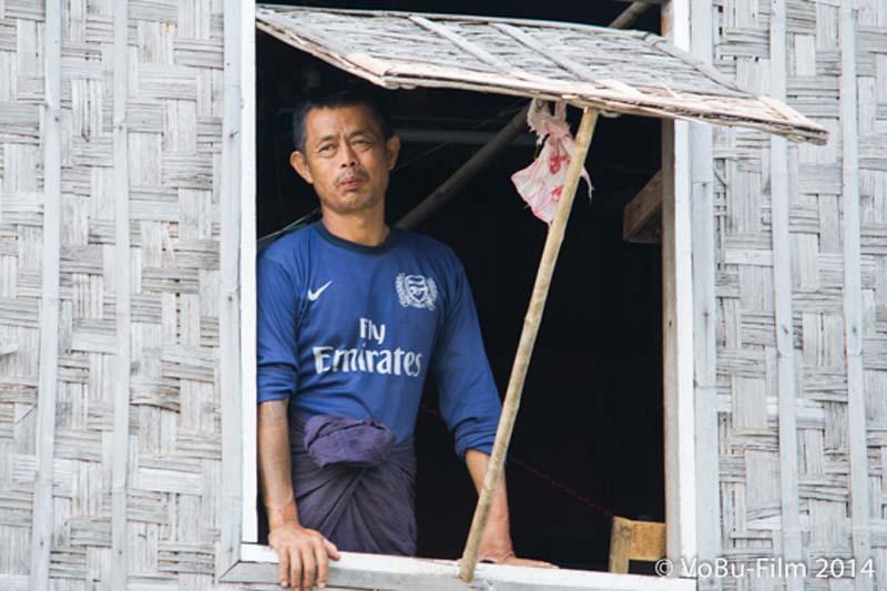 Ist er wirklich schon einmal geflogen?, Inle Lake, Myanmar