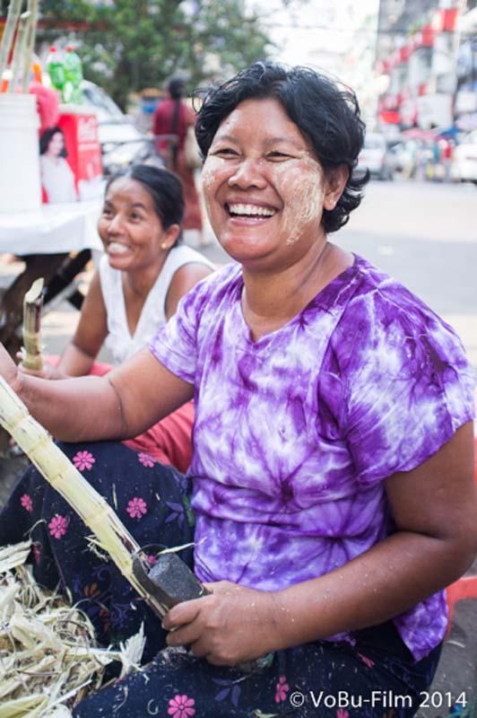 Nette Dame, Yangon, Myanmar
