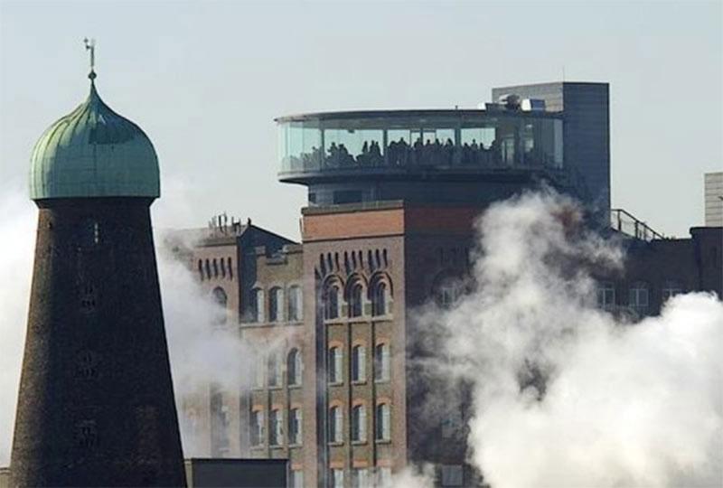 Guinness-Storehouse-Aussichtsplattform